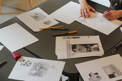 Cartoonworkshop
